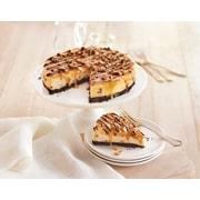 Wolferman Chocolate Caramel Nut Cheesecake (51006W)