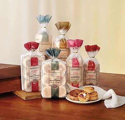 Wolferman English Muffin Variety Assortment (5615W) 2093342
