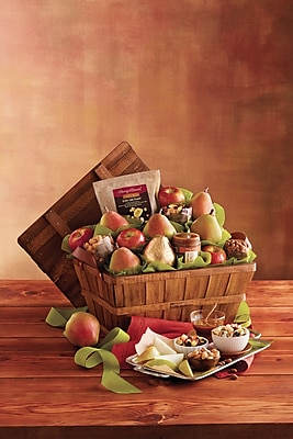 Harry and David Deluxe Orchard Gift Basket