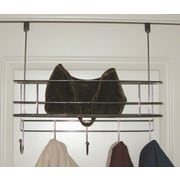 Wee's Beyond Over Door Mounted Hook w/ Basket