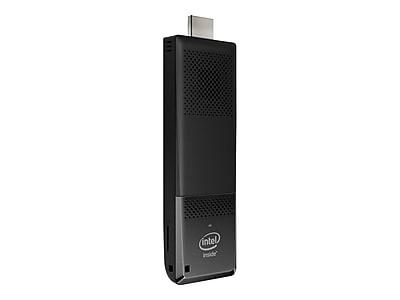 Intel® Compute Stick STK1AW32SC Intel® Atom x5-Z8300 Quad-Core 32GB SSD 2GB RAM Windows 10 Home Single Board Computer