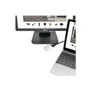 Tripp Lite U444-06N-DP-AM USB Type C /DisplayPort Male/Female External Video Graphic Card Adapter, White