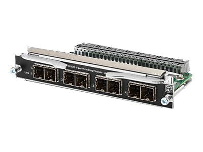 HP® JL084A 4 Port Stacking Module for Aruba 3810M Switch