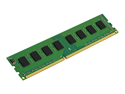 Kingston® KCP3L16ND8/8 8GB (1 x 8GB) DDR3L SDRAM DIMM DDR3L-1600/PC3L-12800 RAM Module