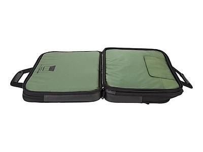 Targus® Spruce™ EcoSmart® Black/Green PET Polyester 16