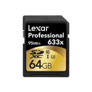 Professional SDHC Cards