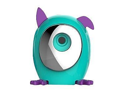 Wowwee Snap Pets Mini Bluetooth Camera, Light Blue/Purple (1401) IM11V0422
