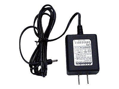Addonics® Center Negative Power Adapter, 5 VDC (AAPAC5VCN)