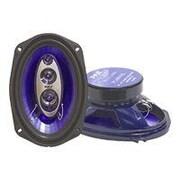 Pyle PL6984 400 W Four-Way Automobile Speaker, Blue