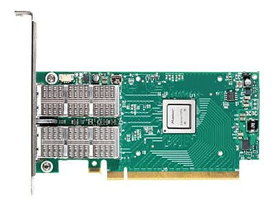 Mellanox® ConnectX® -4 EN MCX415A-CCAT 1 Port 100 Gigabit Ethernet Network Interface Card for Server