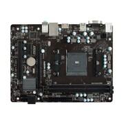 msi® Micro-ATX Desktop Motherboard, 32GB DDR3 (A68HM-E33 V2)