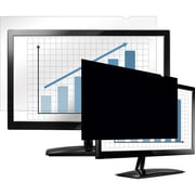 """Fellowes® PrivaScreen™ 4816901 23.8"""" Blackout Privacy Screen Filter, 16:9, Widescreen, LCD"""