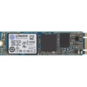 Kingston SSDNow 240 GB Internal Solid State Drive, SATA, 550 MB/s Maximum Read Transfer Rate, (SM2280S3G2/240G)