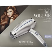 Conair® John Frieda 1875 W Full Volume Ionic Hair Dryer, Silver (JF1R)