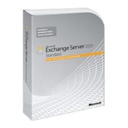 Microsoft® Exchange Server 2010 Standard Edition - 64-bit Software, Windows, DVD (312-03978)
