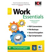 NCH Software® Work Essentials Software Suite, Windows (RET-WE001)