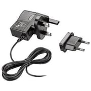 Plantronics® 81423-01 Universal AC Adapter, Black