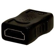 Comprehensive® HDMI Male/Female Gender Changer, Black