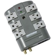 Minuteman® MMS760RCT 6 Outlet 2160 Joules Surge Suppressor