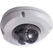 GeoVision GV-EDR1100-0F Wired Outdoor Dome Network Camera, White