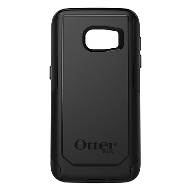 Otter Box® Commuter Series Protective Case for Galaxy S7, Black (77-52993)