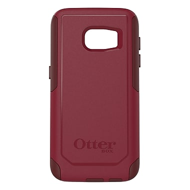 Otter Box® Commuter Series Protective Case for Galaxy S7, Flame Way (77-52997)