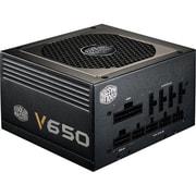 Cooler Master® V650 ATX12V & EPS12V Fully-Modular Power Supply, 650 W (RS650-AFBAG1-US)