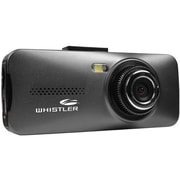 "Whistler® Automotive DVR with 2.7"" LCD Display, Dark Gray (D11VR)"