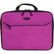 "Mobile Edge SlipSuit Purple EVA 16"" Laptop Sleeve"