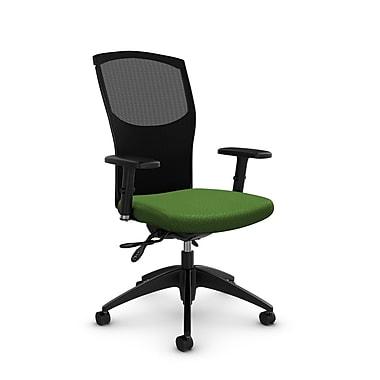 Mesh Operator, Match - Green Fabric, Green
