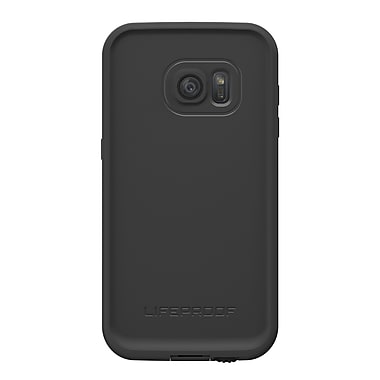 LifeProof Fre GS7 Phone Case, Black, (7753322)
