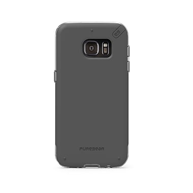 Puregear Dualtek Pro GS7 Phone Case, Black/Clear