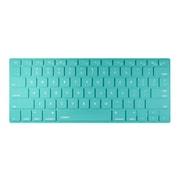 LOGiiX LGX-11987 Colour Shield Protector, Mac Keyboard Protection, Turquoise