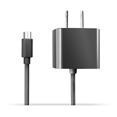 LOGiiX LGX-12022 Power Cube Micro II, 1.5M, micro USB charger, Black