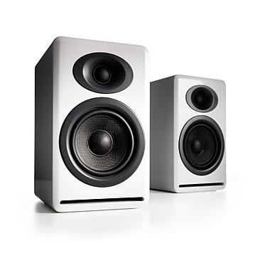 Audioengine AP4W Premium Passive Speakers, White