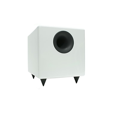 Audioengine AS8 Premium Powered Subwoofer, White