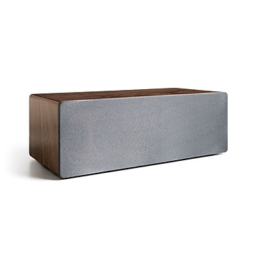 Audioengine B2 Bluetooth Speaker, Walnut