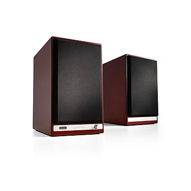 Audioengine HD6 Powered Speakers, Cherry