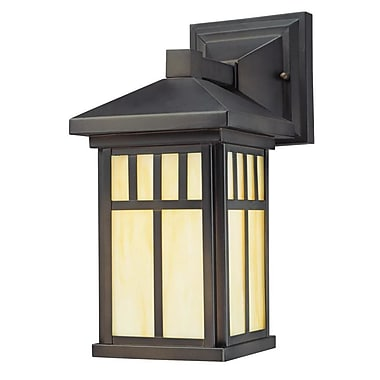 Westinghouse Lighting Burnham 1-Light Outdoor Wall Lantern