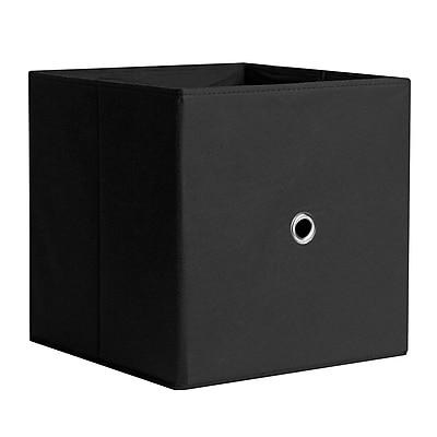 iCube Full Fabric Drawer, Black
