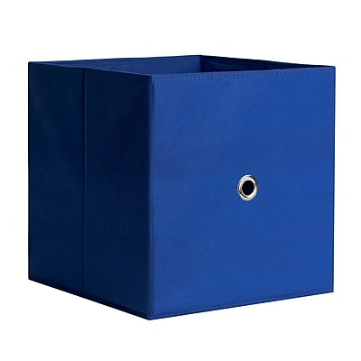 iCube Full Fabric Drawer, Blue