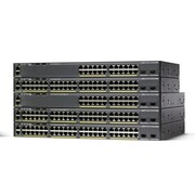 Cisco - Commutateur Gigabit Ethernet Catalyst 2960X-24PD-L, 24 ports