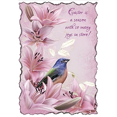 Millbrook (22978) Easter Greeting Card, Easter is a Season, 18/Pack