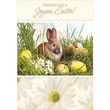 Rosedale (39294) Easter Greeting Card, Wishing You A..., 12/Pack