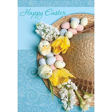 Rosedale (39296) Easter Greeting Card, Happy easter, 12/Pack