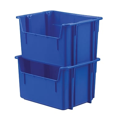 ORBIS 12 Gallon Large Stackable Recycling Bin (1105678)