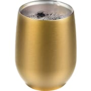 AdNArt Imperial Stemless Wine Cup; Champagne