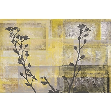 Marmont Hill 'The Answer' by Jennifer Jorgensen Painting Print on Wrapped Canvas; 40'' H x 60'' W