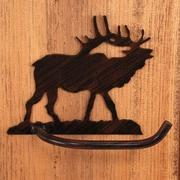 Coast Lamp Mfg. Elk Wall Mounted Toilet Paper Holder