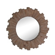 Zingz & Thingz Swell Sunburst Wall Mirror